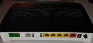 Nya Telia Router Technicolor